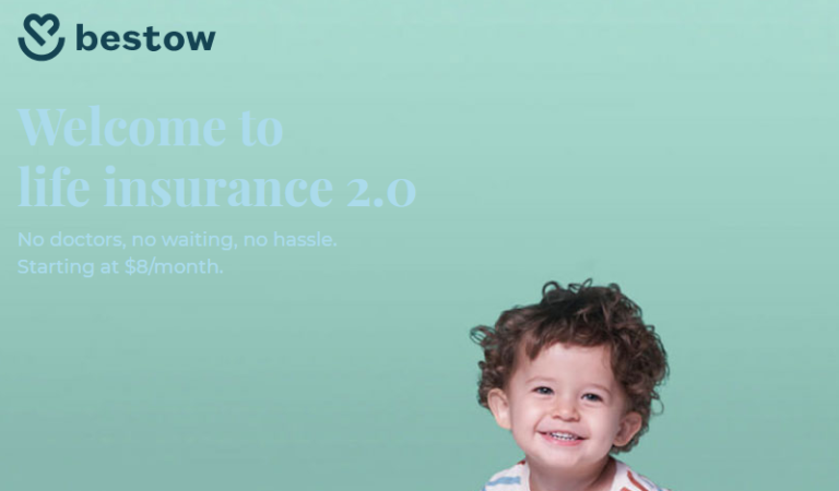 Life Insurance Online with Bestow, My Honest Review 2020.